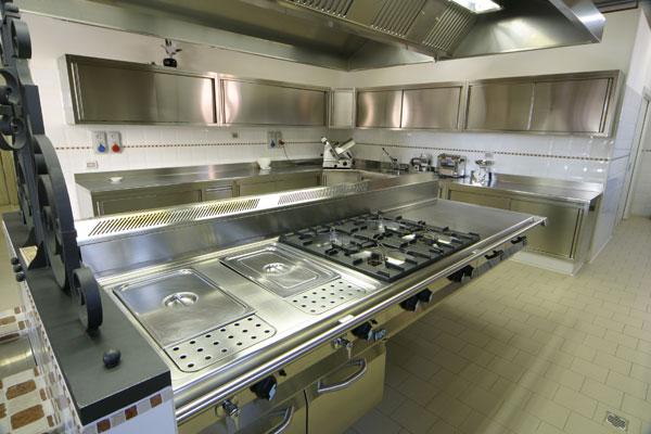 Cucine professionali Mantova  Ristorante Costavecchia, Ghisiolo, Mantova