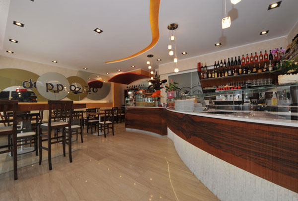 arredamento bar caffetteria Trento, Kitchen Coffee Doppio Zero