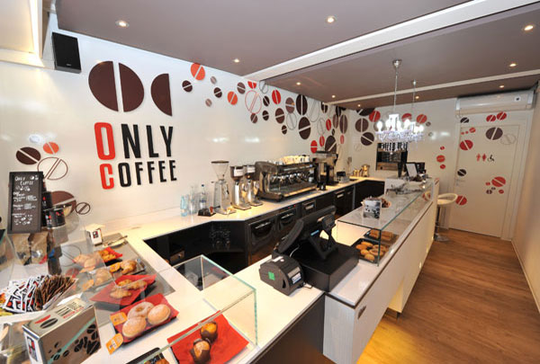 arredamento bar Only Coffee
